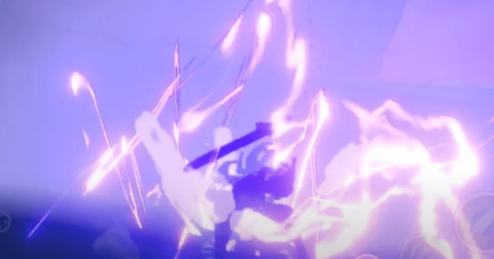 レザー_攻撃