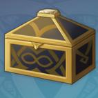 深秘の聖遺物箱・三等
