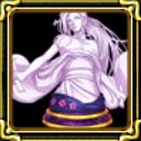 紫閃の石像の画像