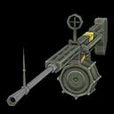 九九式機関銃(指揮官用)