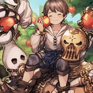 思い出のリンゴの画像
