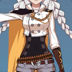 戦乙女・遊侠(衣装)の画像