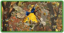 タテゴトハチスズメ