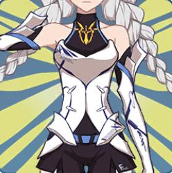 白騎士・月光(衣装)の画像