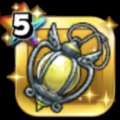 黄宝珠のまもりのアイコン
