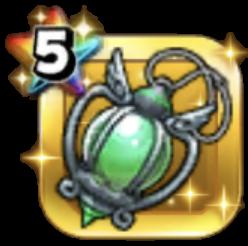緑宝珠のまもりのアイコン