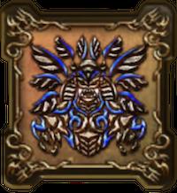 ジゴダララの紋章・上のアイコン