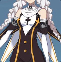 聖女祈祷(衣装)の画像