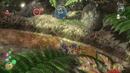 メタルスーツZ ゲーム画面
