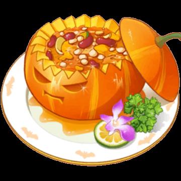 かぼちゃスープの画像
