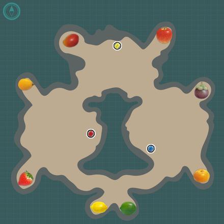 地下の根城1