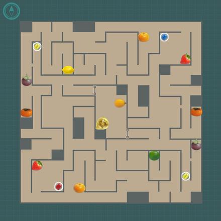 積み木の迷路1
