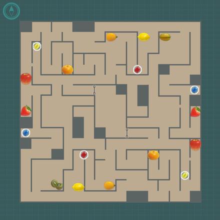 積み木の迷路2