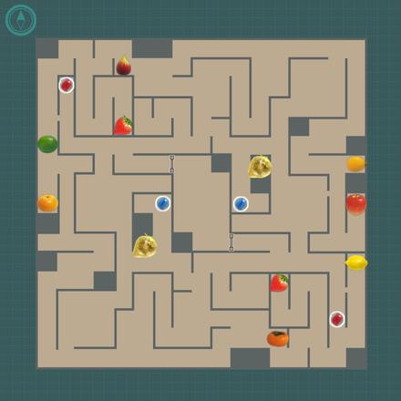 積み木の迷路3