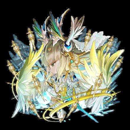 【神】聖龍女神 ちびルシファーの画像