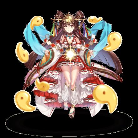 【絶】光鏡太陽神 アマテラスの画像