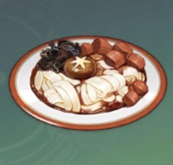 山幸の麺の画像