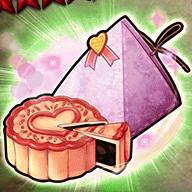 チョコ月餅の画像