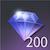 ダイヤ200の画像
