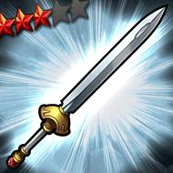 魔法鉄の剣の画像