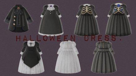 HALLOWEEN DRESSの画像