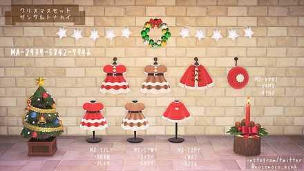 クリスマスセットサンタ&トナカイ.jpeg