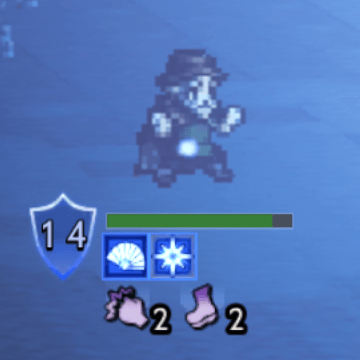 超弓の強者狩り