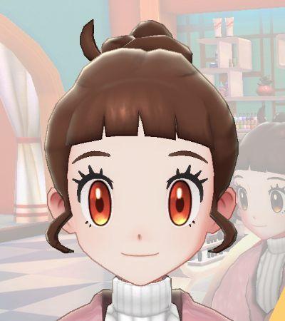 瞳ポピーレッド