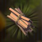 薪の束画像