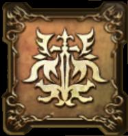 ブレイブナイトの紋章・盾