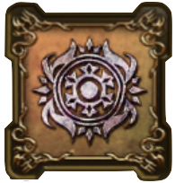 アルカナロードの紋章・盾のアイコン