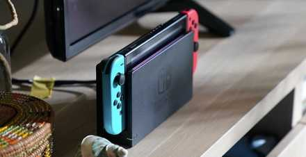 Switch1台を使って対戦