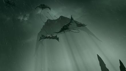 嵐の王の画像