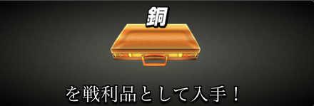 銅のアタッシュケース