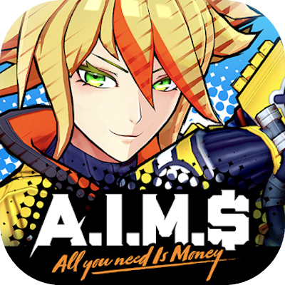 A.I.M.$ -All you need Is Money-画像