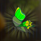 Thunderwing Butterfly Icon