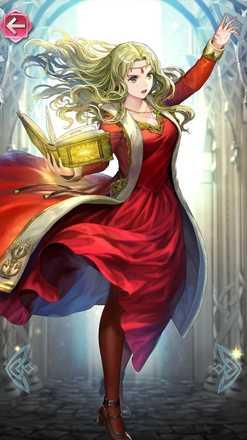 ギネヴィア(ベルンの王妹)の立ち絵