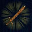 訓練兵の木剣画像