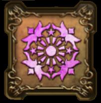 ウルトラスターの紋章・盾のアイコン