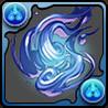 青の妖火玉の画像