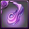 紫の妖火の画像