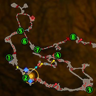 デビルマウンテンコログマップ