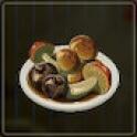 甘露煮キノコ画像