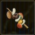 エレキ串焼きキノコ画像
