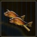ひんやり串焼き魚画像