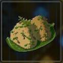 山菜おにぎり画像