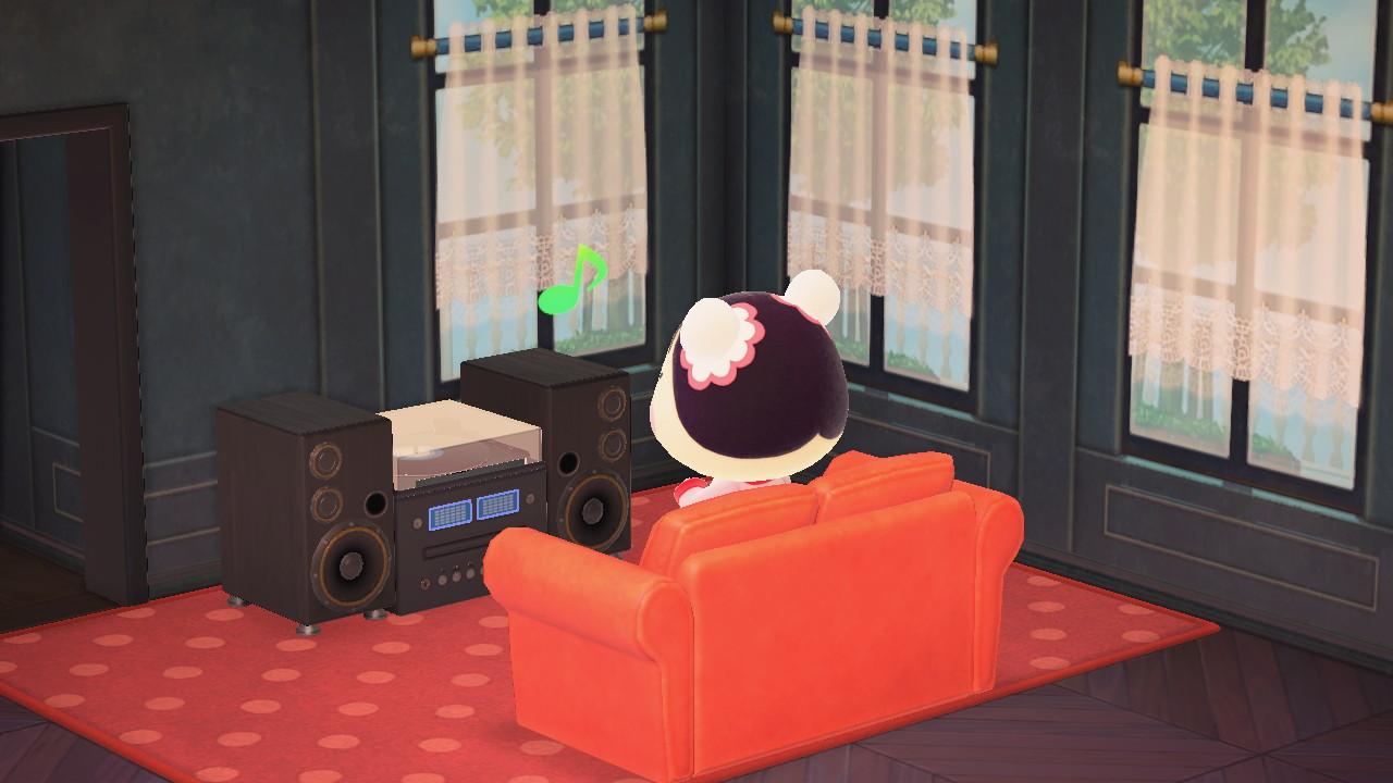 オーディオ家具