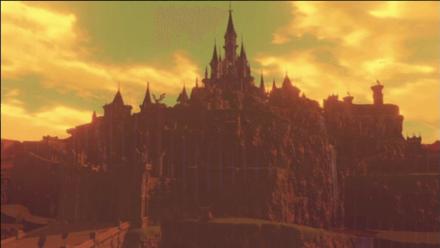 ハイラル城からの脱出