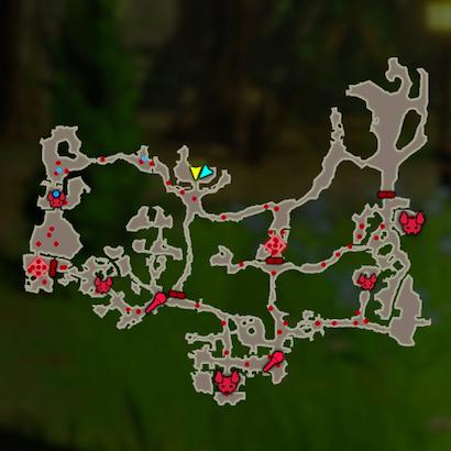 宿場町消火戦のマップ
