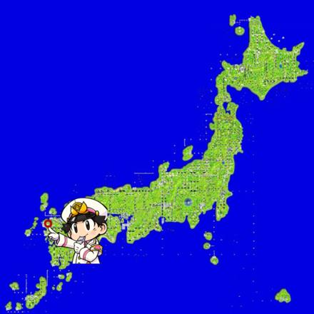 伊万里のマップ画像